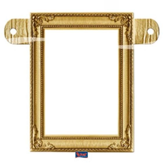 'Photo' Banner-Letter ca. 12 x 11 cm, Papierartikel