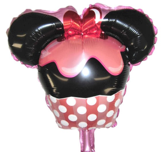 Mini-Folien-LUFTballon 'Mini-Cupcake'