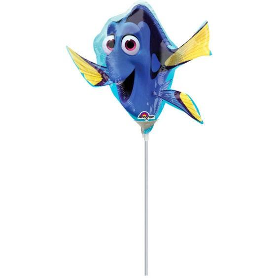 Folienballon-Stecker 'Findet Dorie'