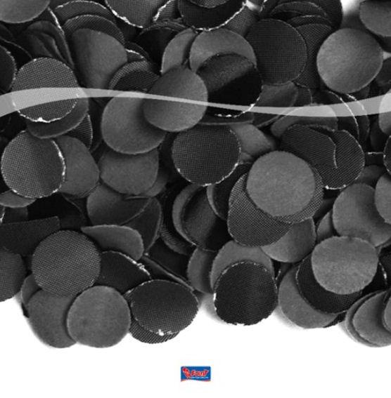 Konfetti Luxe, Papier, 100 g, schwarz *nicht Farbecht*