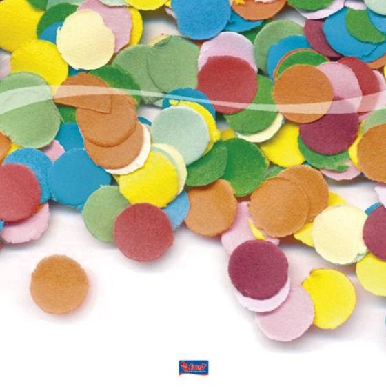 Konfetti Luxe, Papier, 100 g, multicolor *nicht Farbecht*