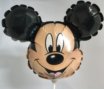 Folienballon-Stecker 'Mickey Mouse'