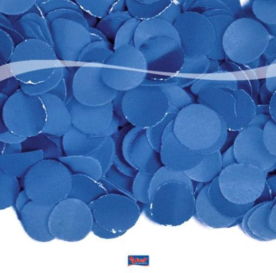 Konfetti Luxe, Papier, 100 g, blau *nicht Farbecht*
