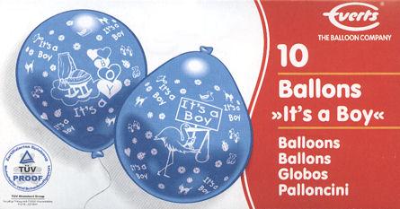 Zahl 50 ca Happy Birthday-Ballons 30cm in verschiedenen Farb-Tönen