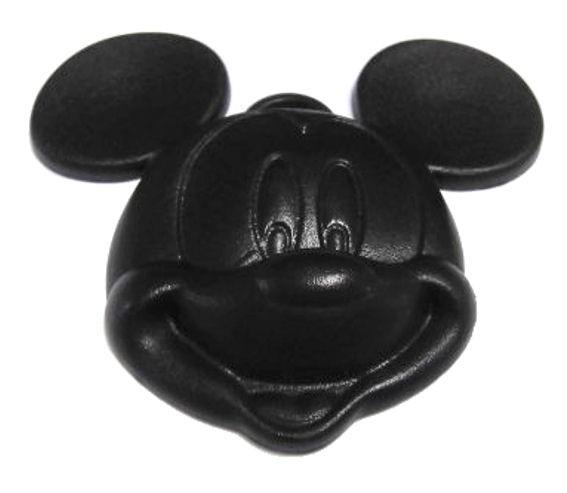 Mittelgroßes Ballongewicht 'Mickey Mouse', schwarz, ca. 16 gr. schwer