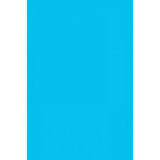 Kunststoff-Tischtuch / Tischdecke, hellblau, ca. 137 x 274 cm