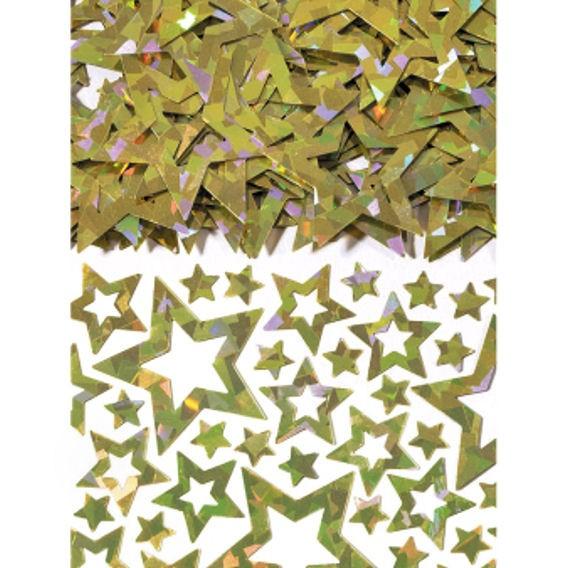 'Star Shimmer' gold, Flitterbox-Streuartikel, ca. 14 gr.