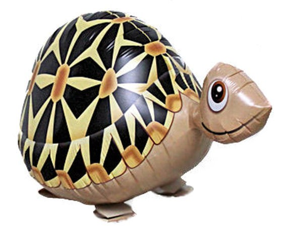 AirWalker, Folienballon (C) 'Schildkröte' ca. 57 cm