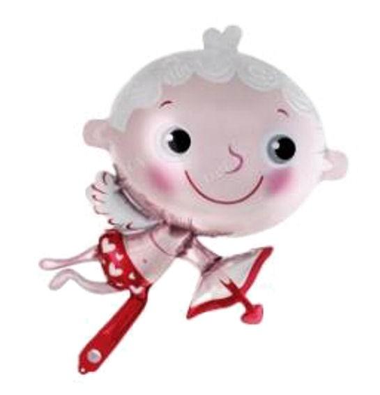 Mini-Folien-LUFTballon 'Amor'